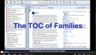 The TOC of Families