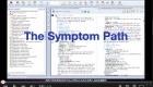The Symptom Path